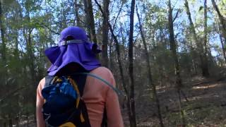 Florida Trail: Panhandle Trace Hike 2013