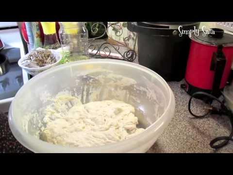 Big Batch Of Refrigerator Dough