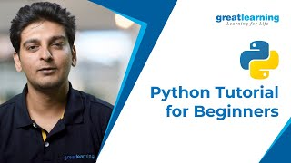 Python Tutorial for Beginners | Python Programming | Learn Python | Great Learning