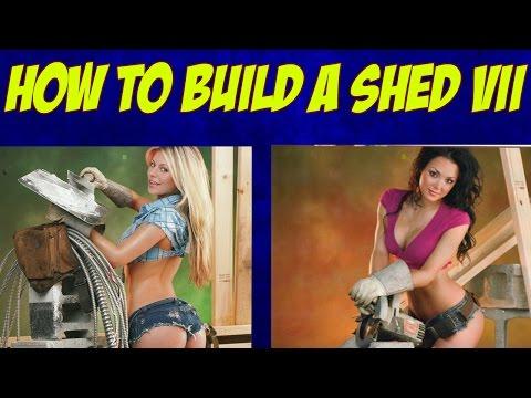Wood Storage Sheds-Outdoor Storage Shed-Storage Building Plans