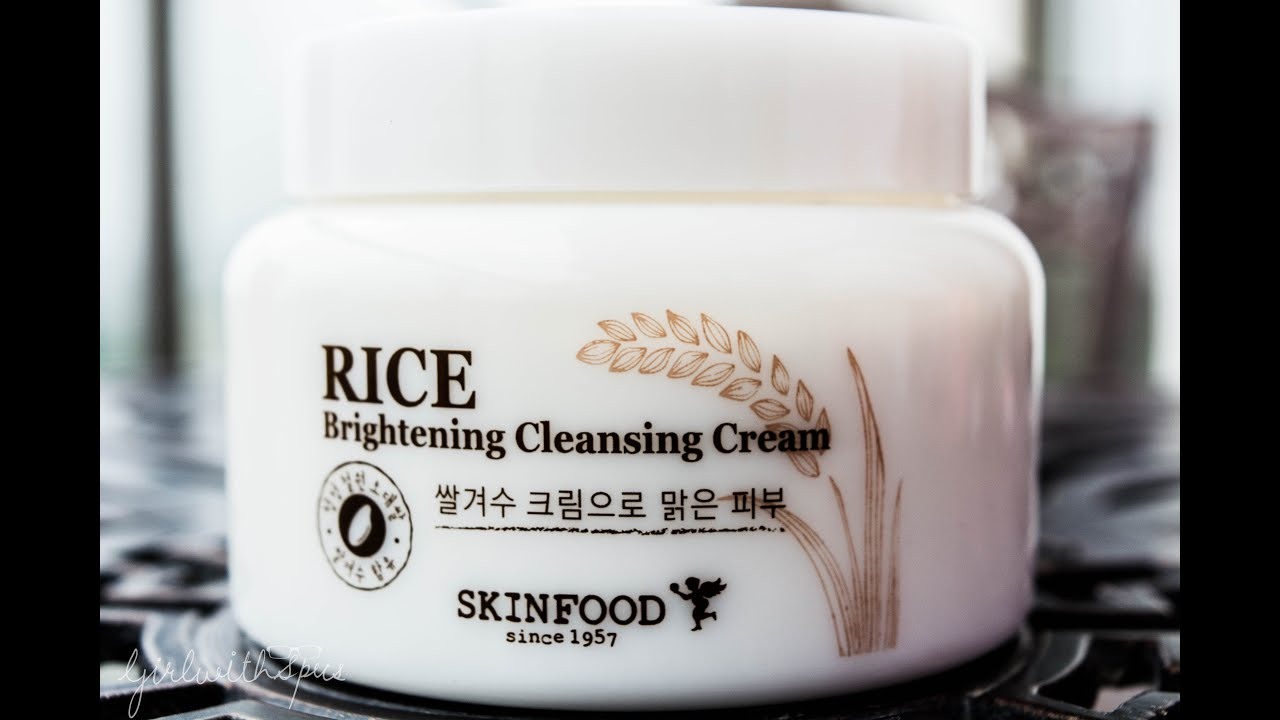 Rice Brightening Scrub Foam by Skinfood #15
