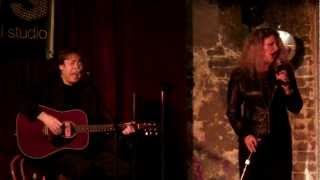 "Cheryl Catherine Smith Live Acoustic:  ""Let Sleeping Dogs Lay"""