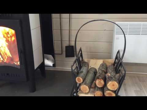 видео: Готовый жилой дом 115 м2, на участке ИЖС 10 соток в д. Малахово ул. Апрельская