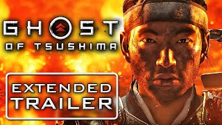 Best Game Trailers: Ghost of Tsushima EXTENDED Trailer HD PS4