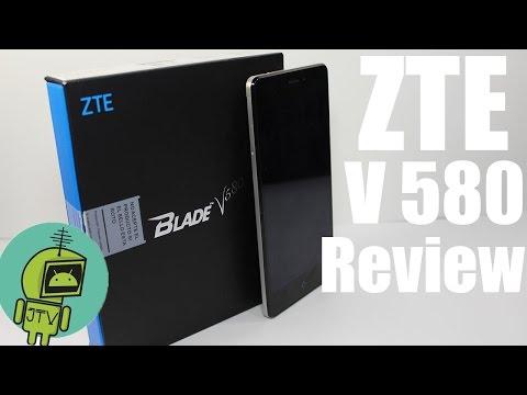 ZTE Blade V580 Review / 1 mes de uso