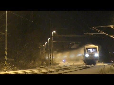 Vlaky Karlovy Vary 7,8.2 2021