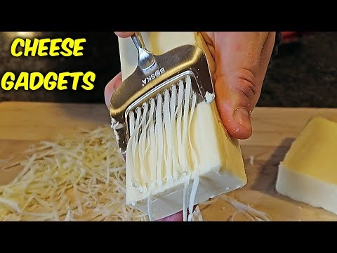 10 Cheese Gadgets put to the Test - Part 2