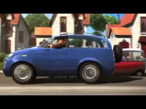 despicable me car bigger car rocket car youtube. Black Bedroom Furniture Sets. Home Design Ideas