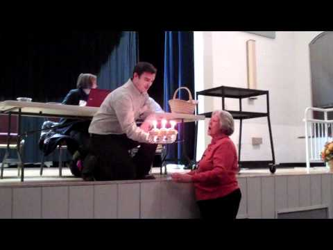 Happy Birthday to Rossie Kelly, ADC member and all star volunteer!