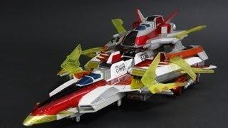 ウルトラマンメビウスよりGUYS3機目の戦闘機 ガンブースターです マニ...