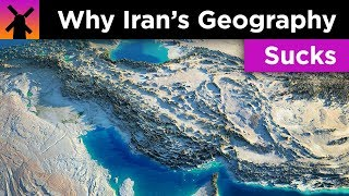 Why Iran's Geography Sucks
