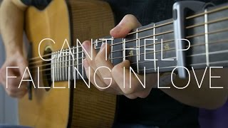 Elvis Presley - Can't Help Falling In Love - Fingerstyle Guitar Cover by James Bartholomew