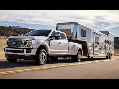 2020 Ford F-Series Super Duty Specs and Drive