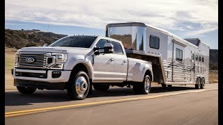 2020 Ford F-Series Super Duty – Best-Ever Capability