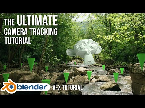 The Ultimate Camera Tracking Tutorial