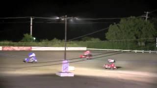 Heart O Texas Speedway | 600cc Mini Sprints