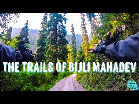 Cycling Vlog - Cycling At The Trails Of Bijli Mahadev