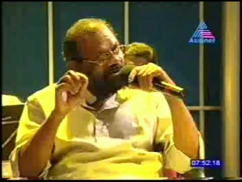 Raveendran Master മാമാങ്കം, കുടജാദ്രിയിൽ എന്നീ ഗാനങ്ങളുടെ പിറവിയെക്കുറിച്ച് പറയുന്നു....