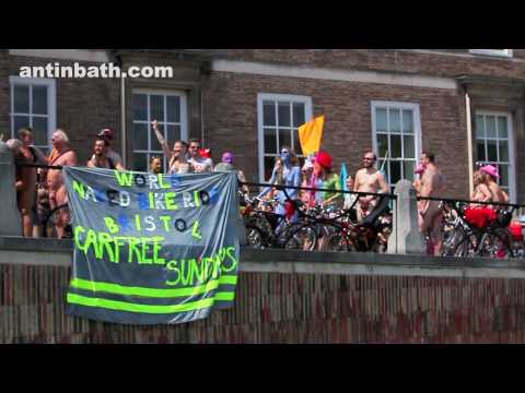 World Naked Bike Ride Bristol