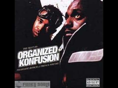 DJ Spooky - Rekonstruction (feat. Organized Konfusion)