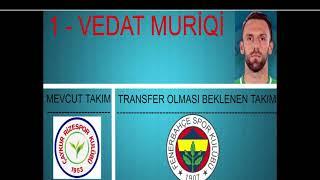 SON DAKİKA TRANSFER HABERLERİ 2019💪💪Galatasaray-Fenerbahçe-Beşiktaş