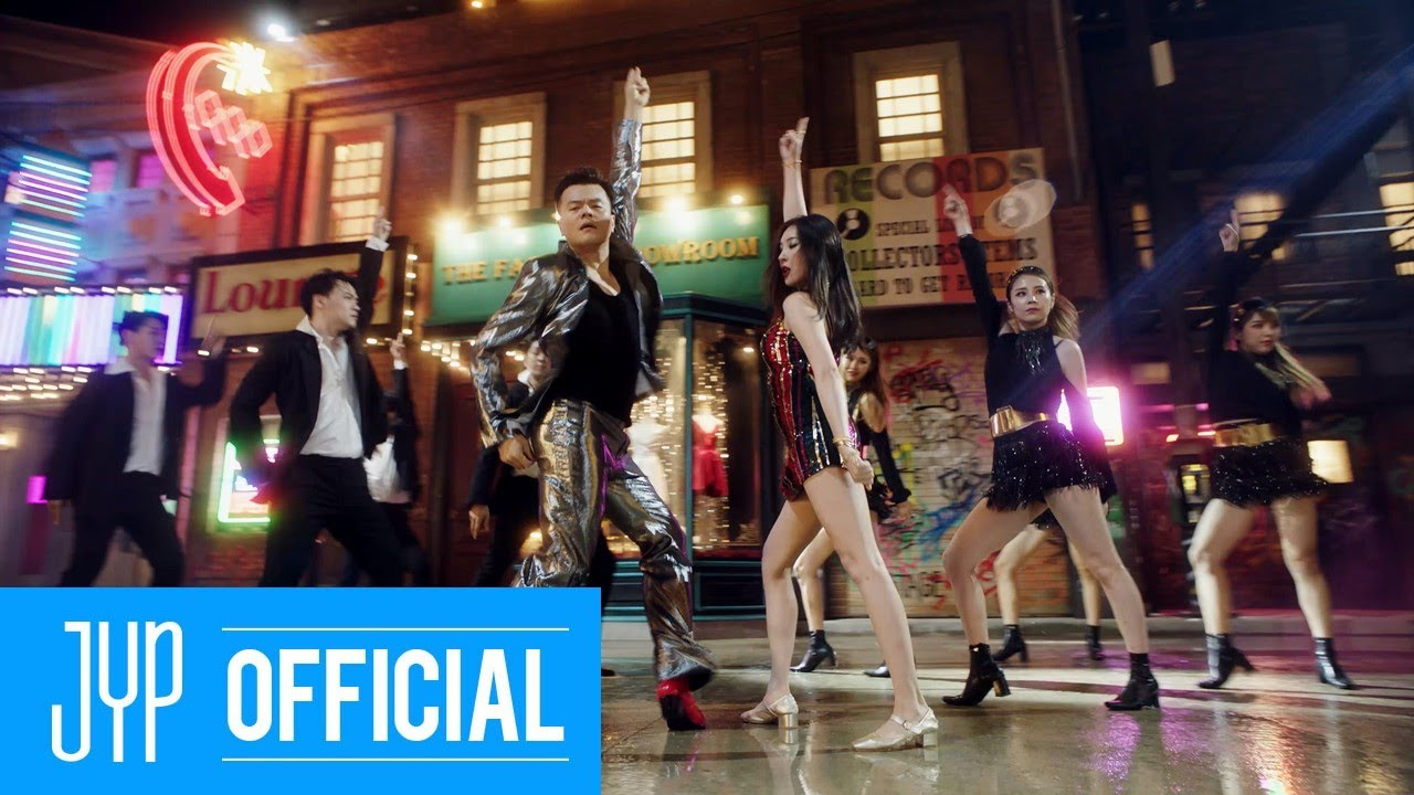 "박진영 (J.Y. Park) ""When We Disco (Duet with 선미)"" M/V"
