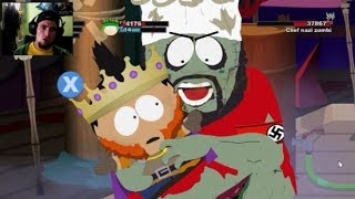 South Park: La Vara de la Verdad - Modo Historia - Gameplay PC - Español - Parte 25