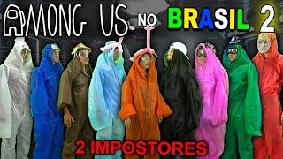 AMONG US NO BRASIL 2