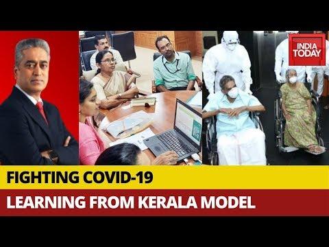 Fighting COVID-19: Learning From Kerala Model   Info Corona With Rajdeep