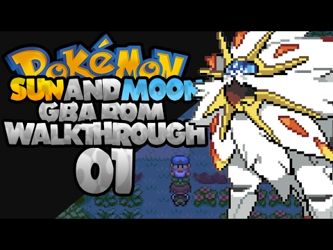 pokemon moon gba rom