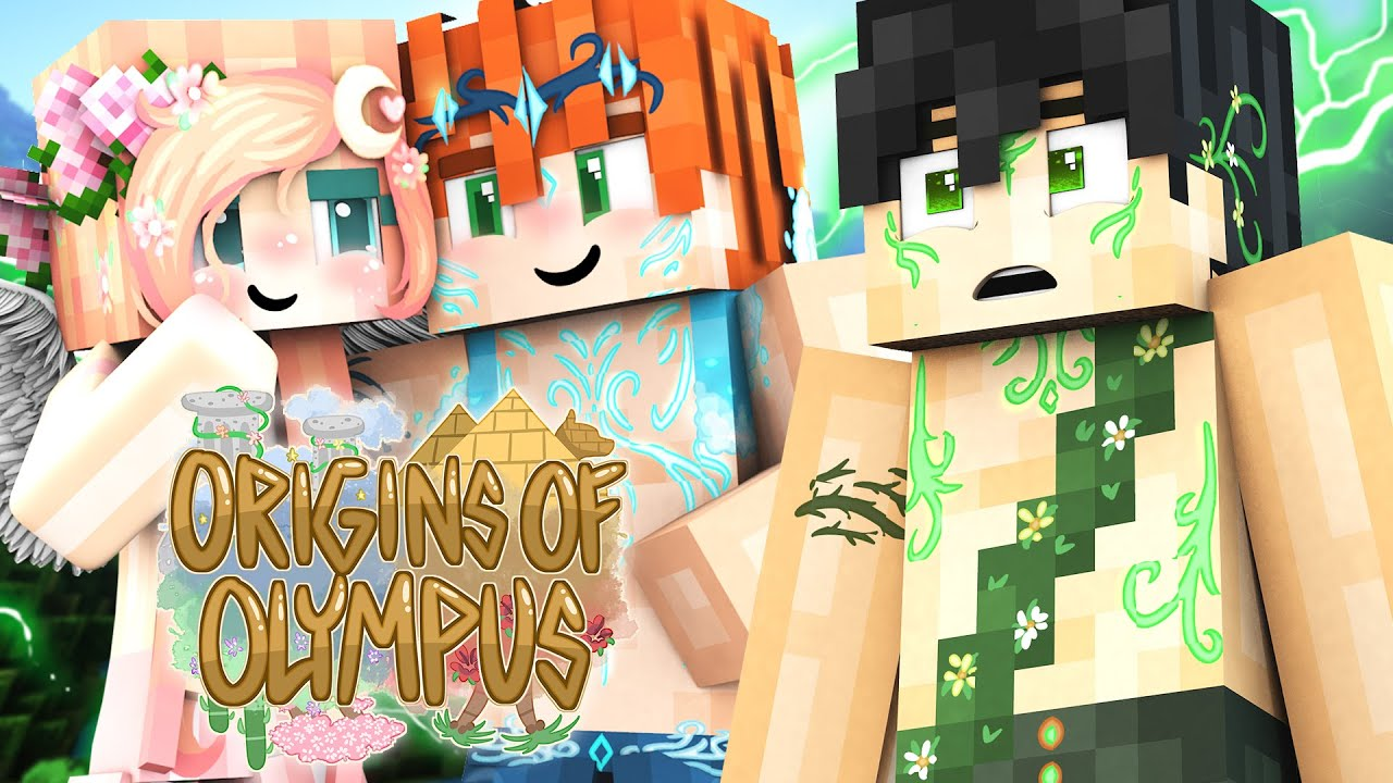 "Download ""THEIR SECRET TRUTH?!"" | Origins of Olympus Season 2 | EP 17 (Minecraft Percy Jackson Roleplay)"