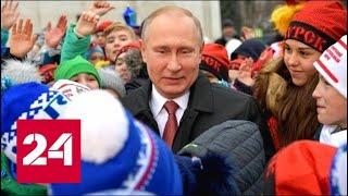 """""""Факты"""": народосбережение - настоящее и будущее России? От 18 октября 2019 года (20:00) - Россия 24"""