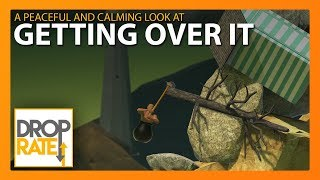 Getting Over It with Bennett Foddy Gameplay