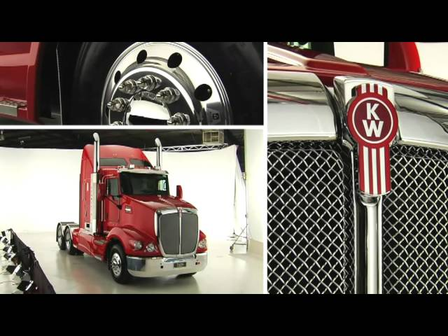 Kenworth T609 Studio