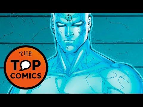 Los 10 personajes más poderosos de DC Comics