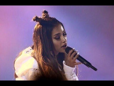 Celeb Inspired Look// Ariana Grande