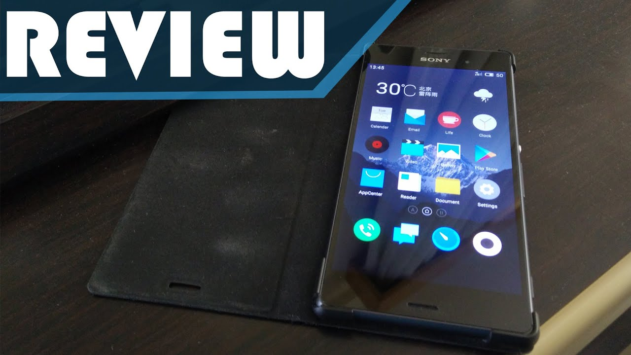 FlyMe OS Xperia Z3 Install & Review