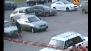 Перестрелка в Красноярске. Экстренный вызов 112. РЕН ТВ