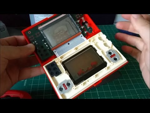 Let's Fix: Nintendo Mickey and Donald Game & Watch