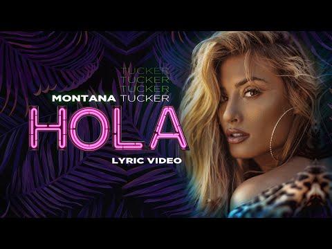 Montana Tucker - Hola (Official Lyric Video)