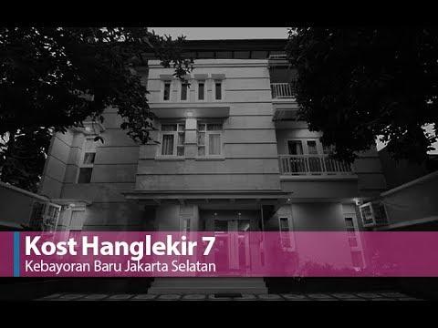 Kost HangLekir 7   Kebayoran Baru, Jakarta Selatan - YouTube