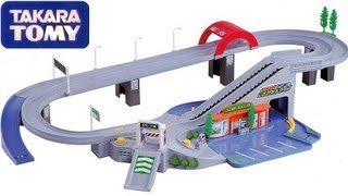 Tomica Highway Busy Drive Pursuit Playset thumbnail