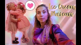 Ice Cream Museum | Музей МОРОЖЕНОГО с Полей | Музей СЛАДОСТЕЙ