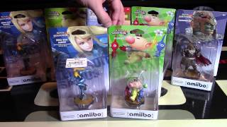 Wallet Hates Me Again - Amiibo! | Nintendo Collecting