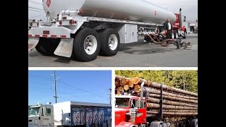 How to get a Local Trucking job