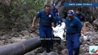 Joven muere al intentar tomarse 'selfie' en la presa Malpaso Aguascalientes Video