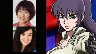 Anime Voice Comparison- Junko Asagiri (Desert Punk)