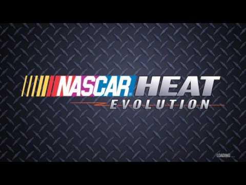 Live nascar heat  PS4 Broadcast