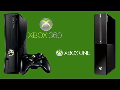Игры от Xbox 360 на Xbox One через эмулятор (видео-обзорчик)