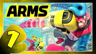ARMS Part 1: Fäuste hoch im Versus-Mode!